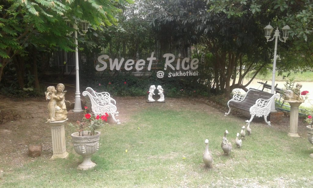 Sweet Rice Cafe Sukhothai